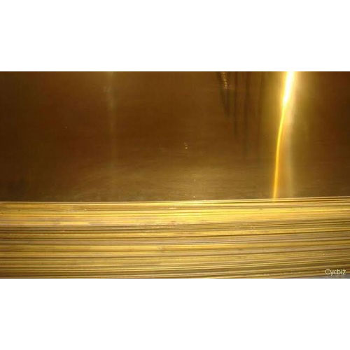 Brass and Copper Hot Rolled Sheets