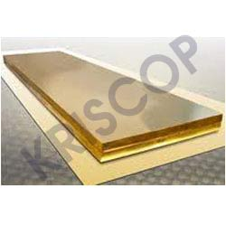 Brass Hot Rolled Sheets