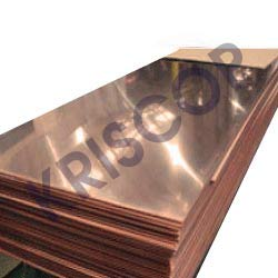 Oxygen Free Copper Sheets