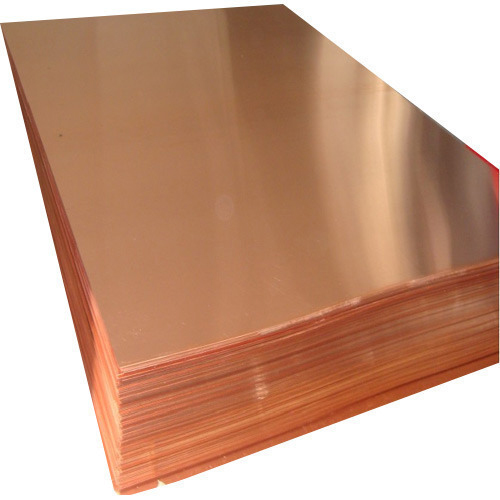 Leaded Copper Sheets : Etp grade copper electrolytic tough pitch and